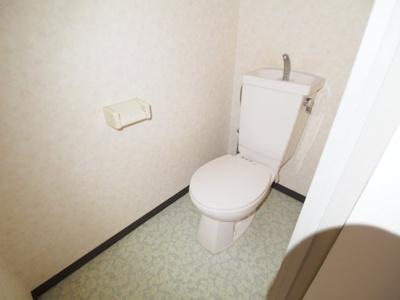 【トイレ】チェリーハイツ