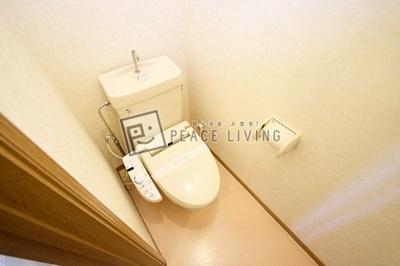 【トイレ】ハイツエムウェーブ
