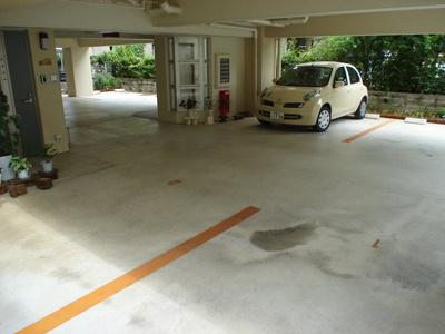 【駐車場】グリーンハイムM