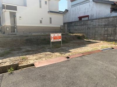 【外観】豊中市上野東1丁目土地