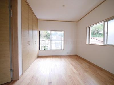 【寝室】三橋アパート東棟