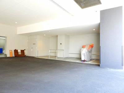 【駐車場】グランドメゾン新梅田タワー