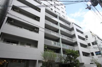 【外観】上本町東シティハウス
