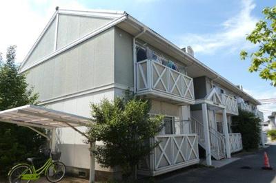 【外観】サンビレッジ新田A