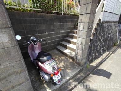 【エントランス】台東ハイツ