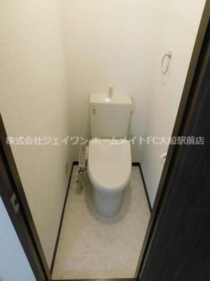 【トイレ】台東ハイツ
