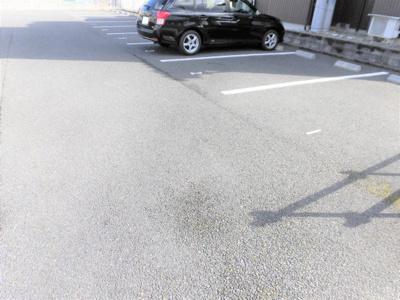 【駐車場】クラスターサウス