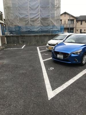 【駐車場】中村マンション