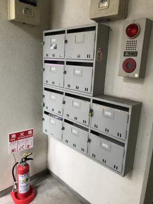 【設備】中村マンション