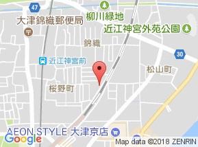【地図】中村マンション