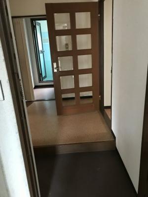 【玄関】中村マンション