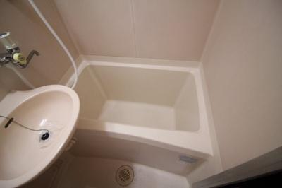 【浴室】ライラックレインボー北木の本