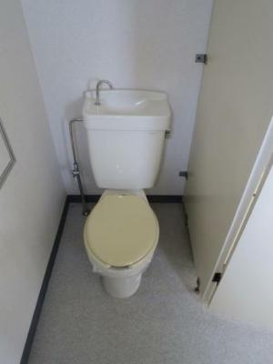 【トイレ】セイビビル