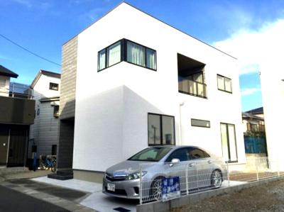 【外観】高知市福井町新築戸建て