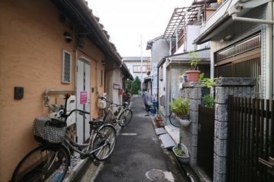 【周辺】跡部本町テラスハウス