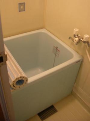 【浴室】丸順ハイツ
