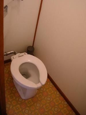 【トイレ】丸順ハイツ