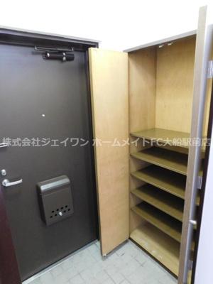 【玄関】グランエクレール鎌倉
