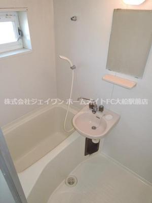 【浴室】サンハイツ2(田谷)
