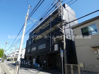 【外観】PORT GUARDIAN 鎌倉大船