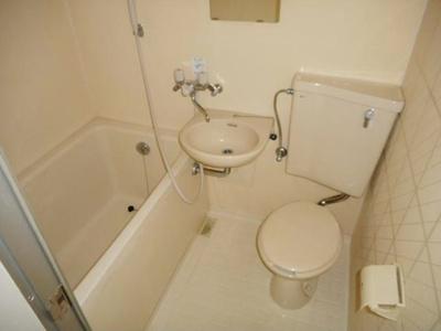 【浴室】尊井ハウス