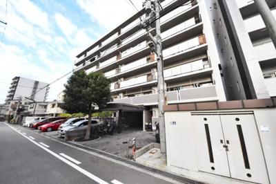 【外観】阪神住建グランソフィア福島