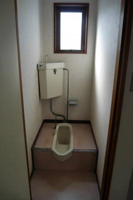 【トイレ】城南第2ビル 3階北側