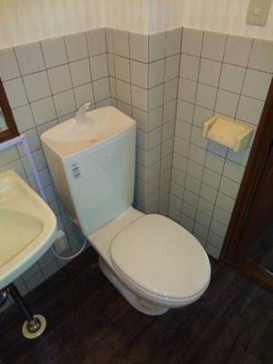 【トイレ】グリーンハイツ鷹合