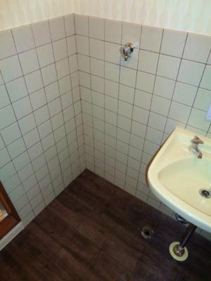 洗面所 洗濯機置場