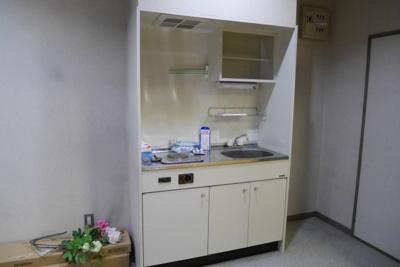【キッチン】城南第2ビル 2階北側