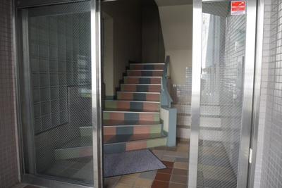 【エントランス】城南第2ビル 2階北側