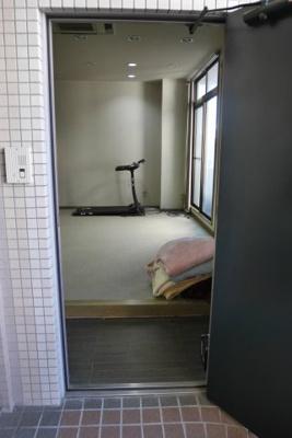 【玄関】城南第2ビル 2階北側