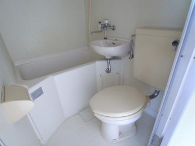 【浴室】ハイツユキ