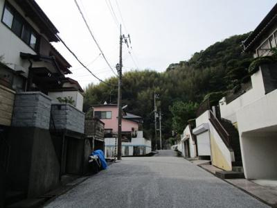 高台 高知県防災マップ津波浸水予測区域外