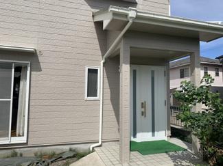 【玄関】太田荘園H邸