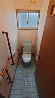 【トイレ】太田荘園H邸