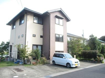 【外観】鳥取市国府町三代寺中古戸建て