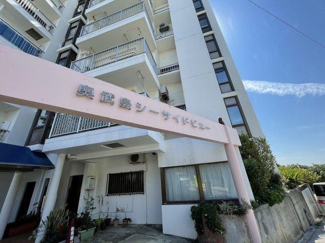 【外観】奥武島シーサイドビュー