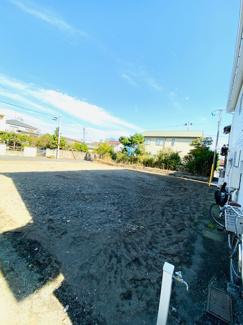 【前面道路含む現地写真】売地 東海岸北5丁目 お買い物便利な立地!整形地です!
