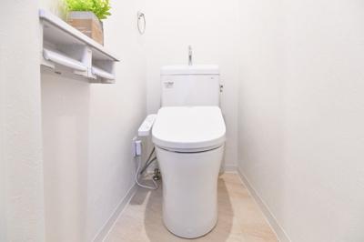 【トイレ】山洋コーポ