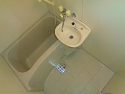 【浴室】プランドール照ヶ丘
