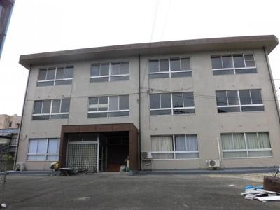 【外観】福井県あわら市温泉5丁目 売寮