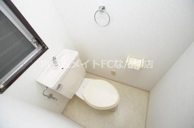 【トイレ】島之内清洲プラザ