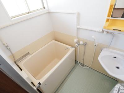 【浴室】コーポ森山