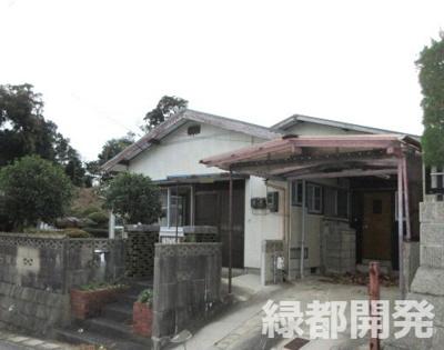 【外観】田倉御殿町Y邸