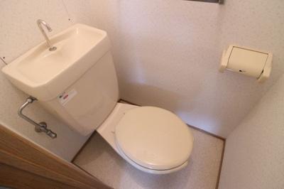 【トイレ】アンシャンテ