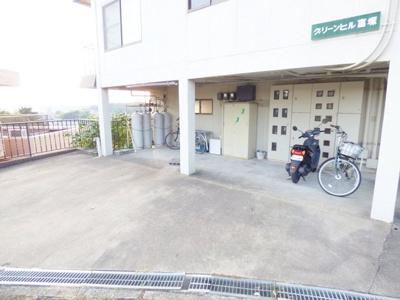 【駐車場】グリーンヒル富塚