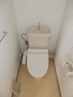 【トイレ】パラシオンマルクⅠ