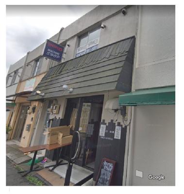【外観】桜ヶ丘売店舗・事務所