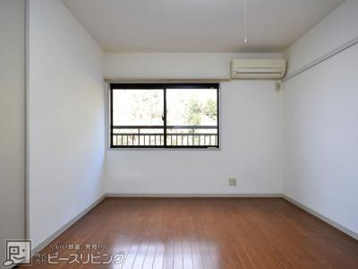 反転タイプの室内写真です